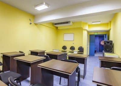 зала обучения